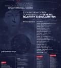general relativity gravitational waves poster