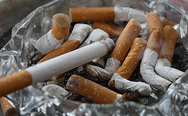 Palenie papierosów i ich szkodliwość