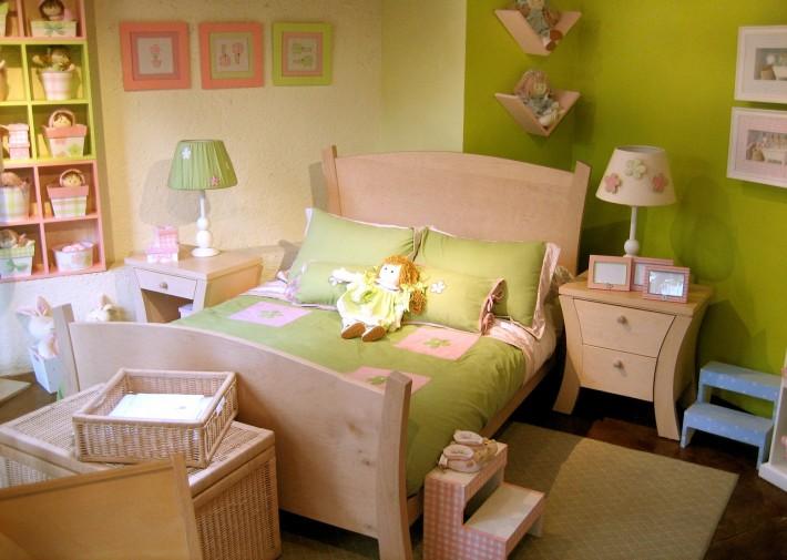 Przytulny pokój dziecięcy