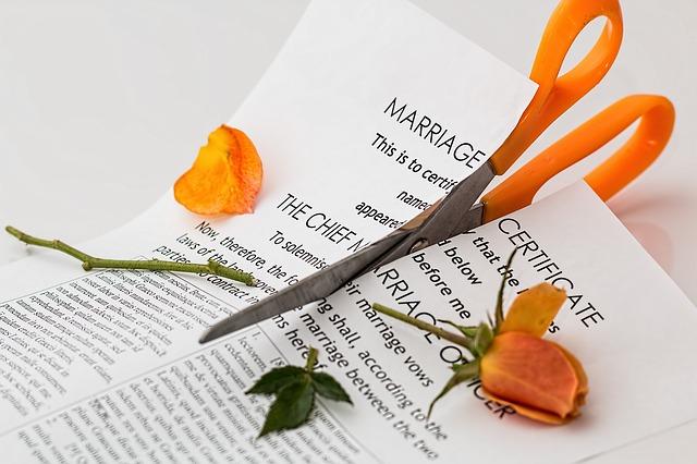 Rozwód w Wielkiej Brytanii