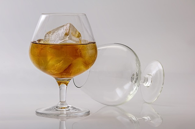 Picie alkoholu podczas diety