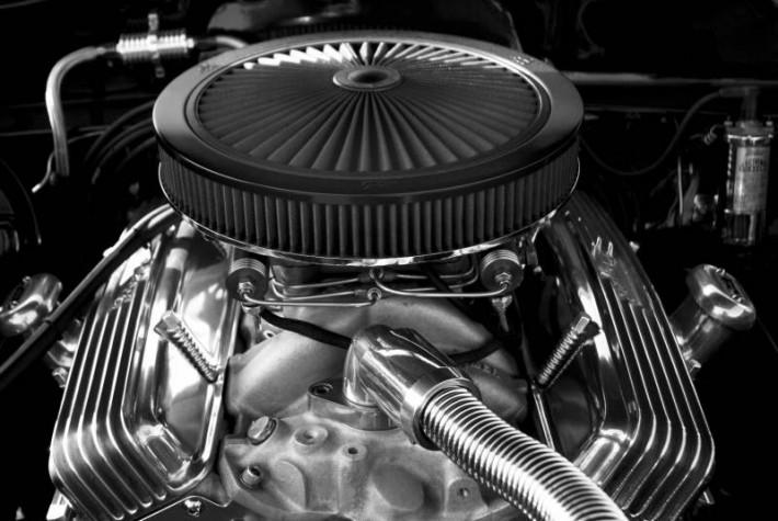 Tuning na dużą moc silnika