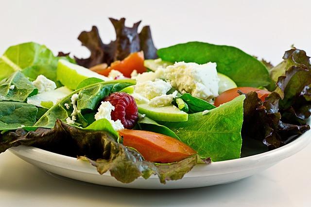 Zdrowe odżywianie w diecie DASH