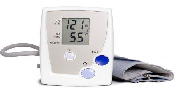 Ciśnieniomierz sprawdzający wysokie ciśnienie