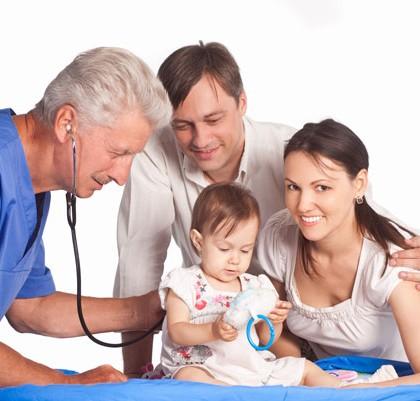 Lekarz i tłumacz medyczny