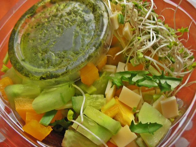 Zdrowe jedzenie w diecie