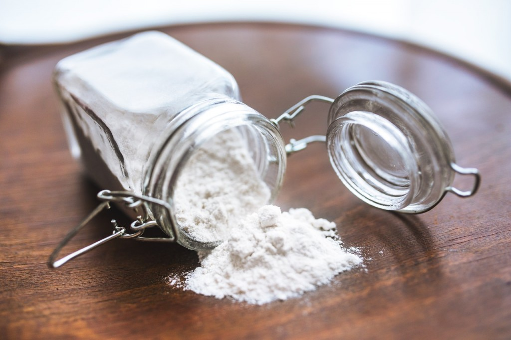 Mąka z glutenem