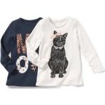 bluzeczki dla dziewczynek