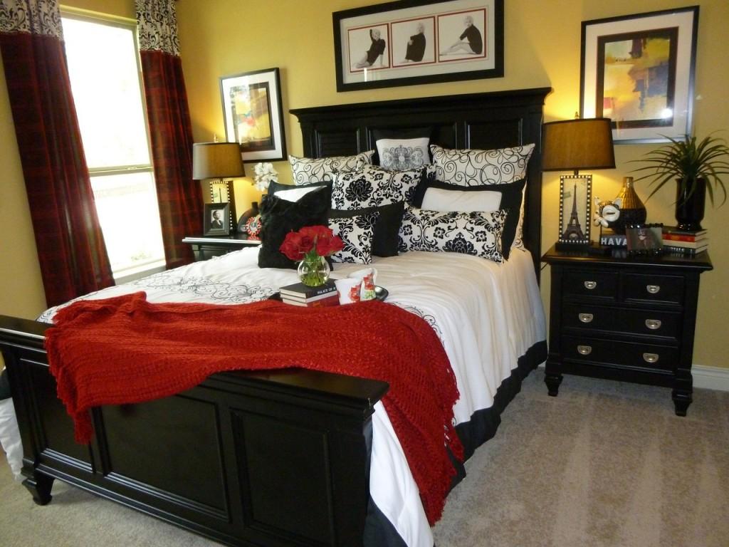 Sposoby na wystrój sypialni