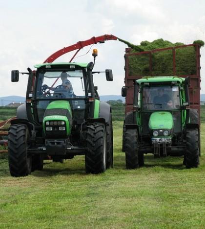 Maszyny rolnicze i ich monitoring