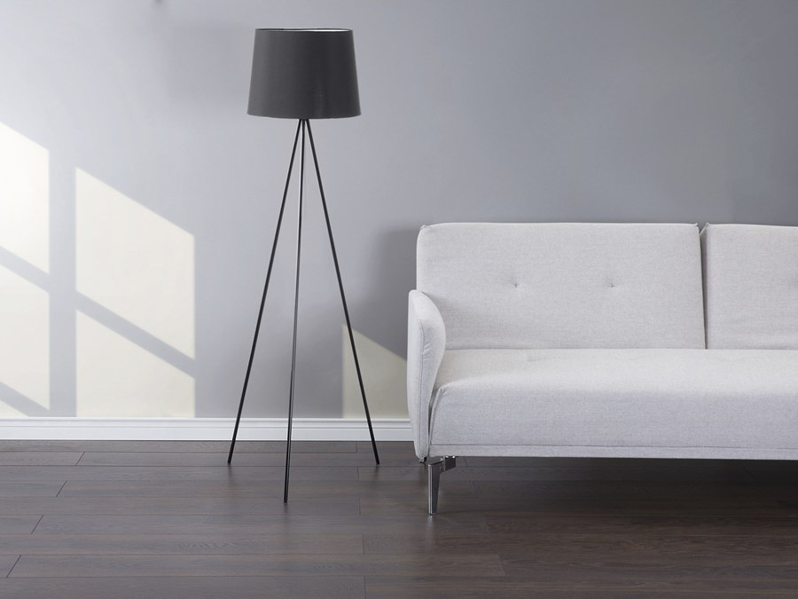 nowoczesna lampa znaleziona na Homebook