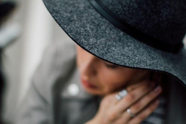 Elegancki styl ubierania się