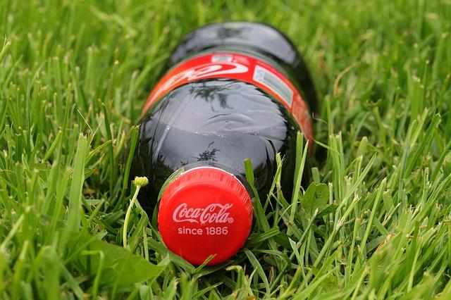 Kampania kreatywna znanej marki coca cola