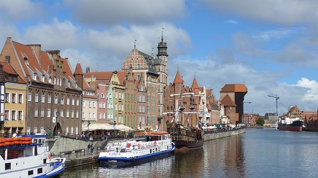 Gdańsk - polski kurort nad morzem