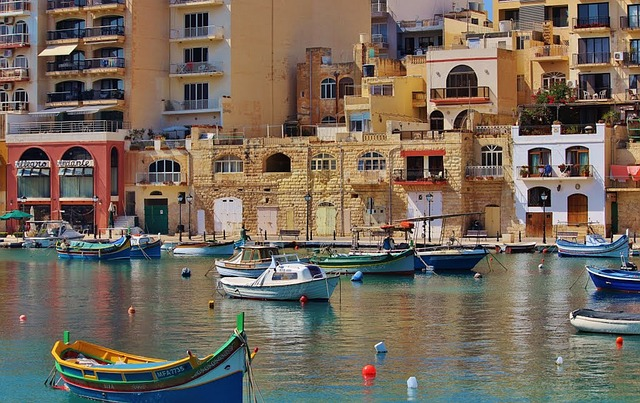 Słoneczna Malta na wakacje