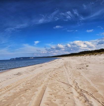 Polskie morze Bałtyckie