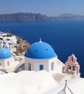 Grecja - wyspa Santorinii