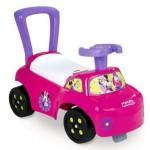 Jeździk różowy Minnie Mouse