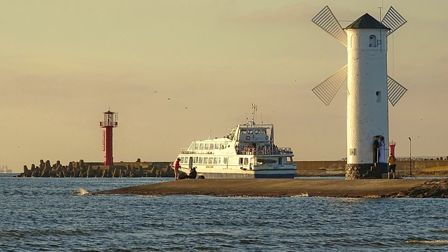 Świnoujście - port morski