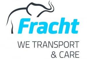 Logo firmy transportowej Fracht