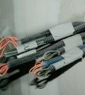 Kable i przewody w ścianie