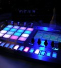 Miejsce dla DJ w klubie muzycznym