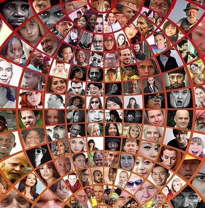 twarze swiat rozne narody