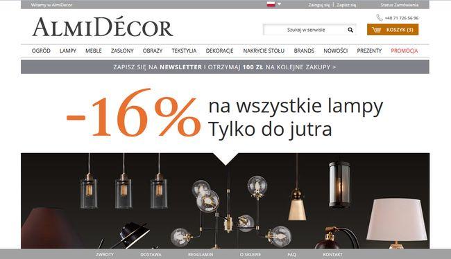 Strona główna AlmiDecor