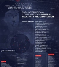 general relativity gravitational waves poster