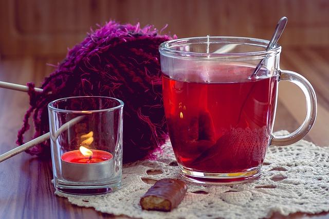 herbata malinowa