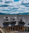 Hotel położony w górach
