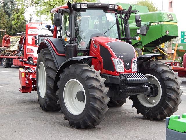 traktory ciągnik