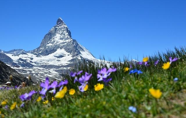 Szwajcaria - góry