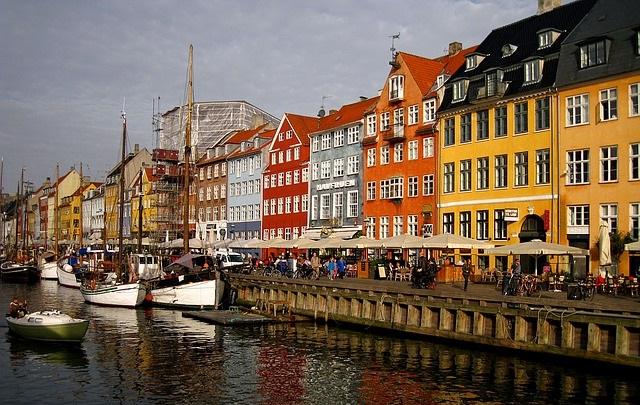 Dania - Kopenhaga