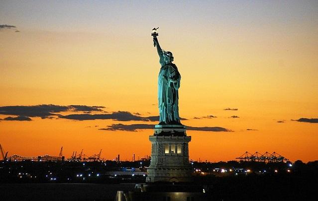 Stany Zjednoczone - Statua Wolności