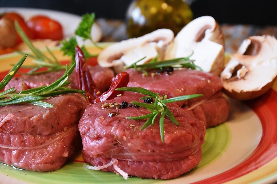 Źródło żelaza czerwone mięso