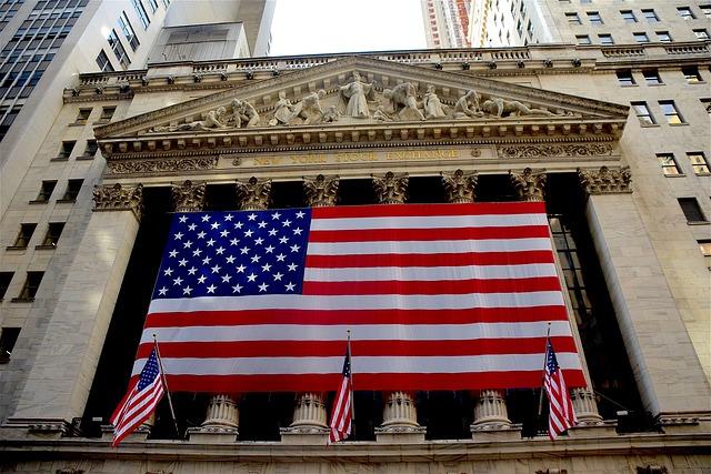 Finansowa dzielnica Nowego Jorku