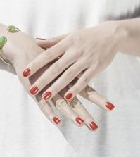 Zadbane dłonie i paznokcie