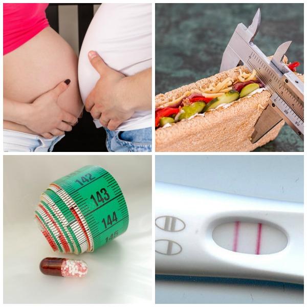 Otyłość zmniejsza prawdopodobieństwo zajścia w ciąże
