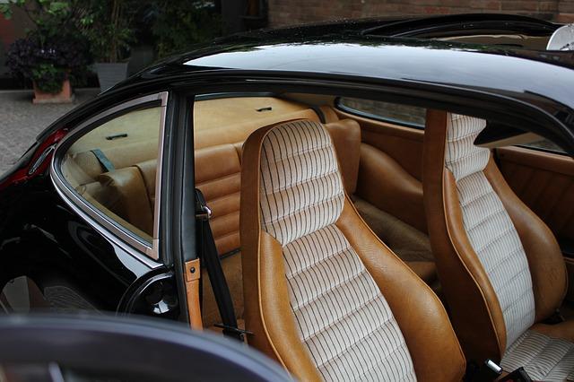 tapicerka samochodowa