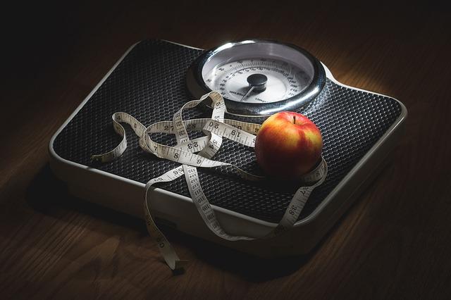 Waga i spadek masy ciała