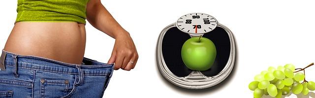 Efekty diety odchudzającej