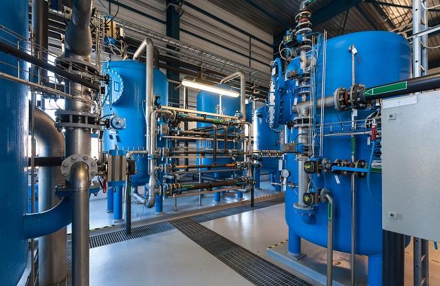 Instalacja uzdatniania wody