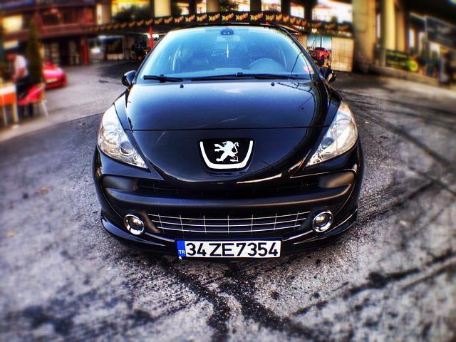 samochód francuski