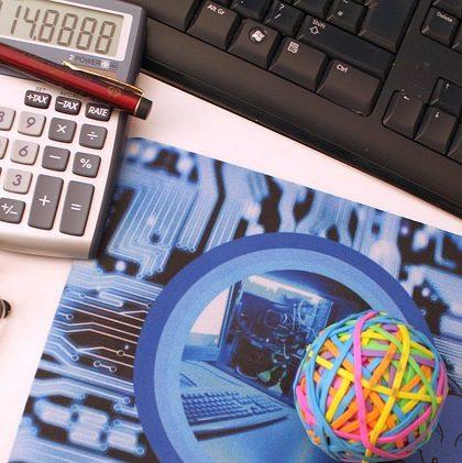 Kalkulator w biznesie