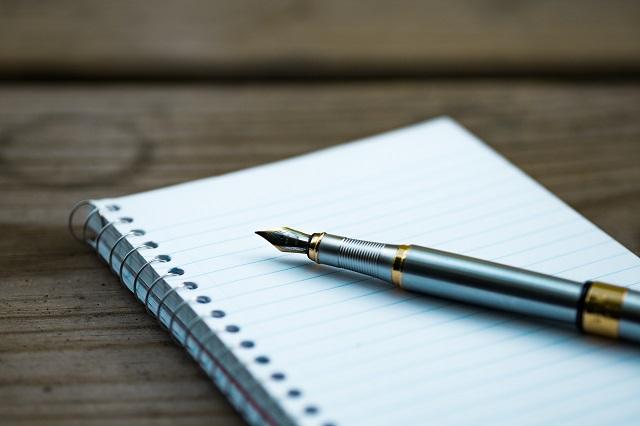 Notes i pióro
