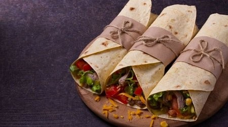 zdrowe tortille