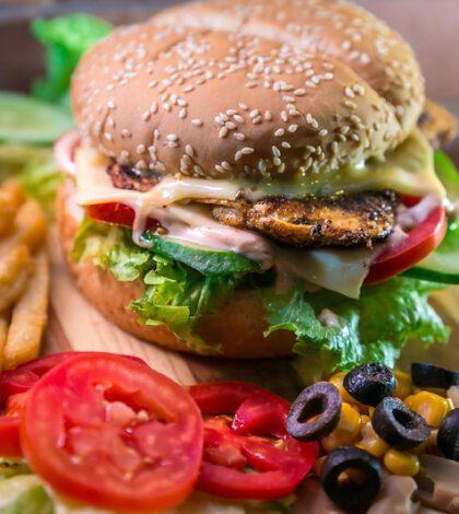 zdrowy fast food
