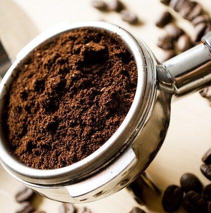 Świeżo palona kawa