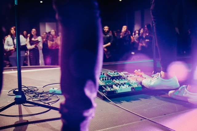 Koncert w klubie